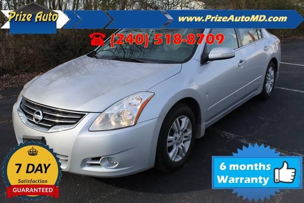 Photo 2011 Nissan Altima 2.5 S Sedan 4D WARRANTY FINANCING - $6994 ((240) 518-8709 Nissan Altima)