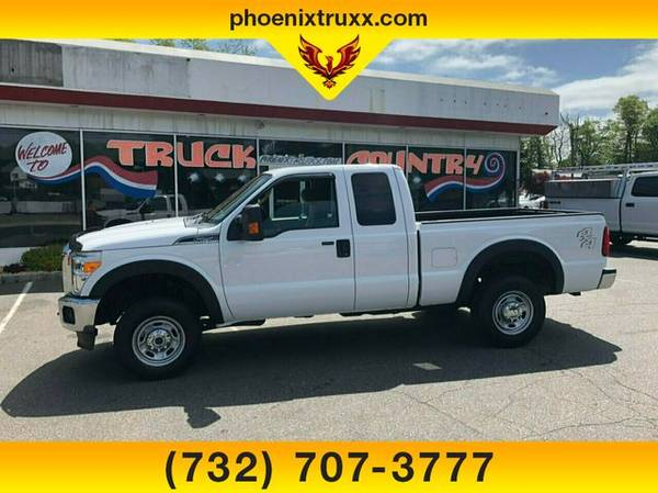 Photo 2012 Ford Super Duty F-250 F250 F 250SRW XLT 4wd Extended Cab SB - $15999 (CNJ)