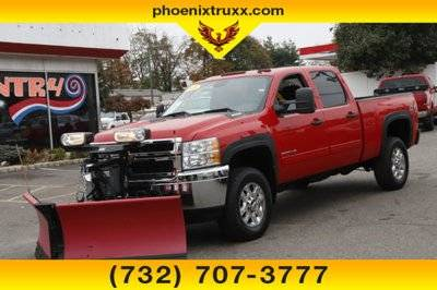 Photo 2013 Chevrolet Silverado 2500HD HEAVY DUTY LT 4dr 4wd Crew truck - $23999 (cnj)