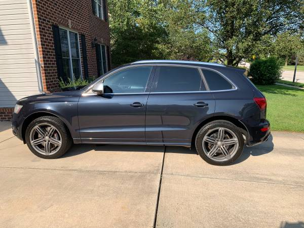 Photo 2014 Audi SQ5 Prestige - $20,900 (Forest Hill)