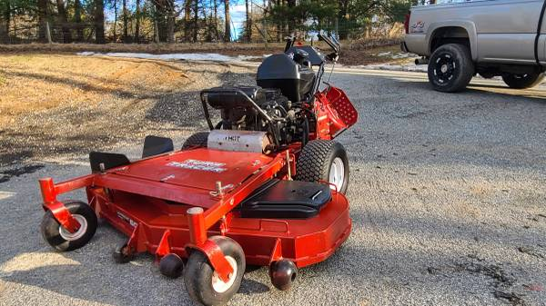 Photo 2017 Exmark 60quot Turf Tracer Commercial Walk Behind Mower - $3,850 (Glen Arm)