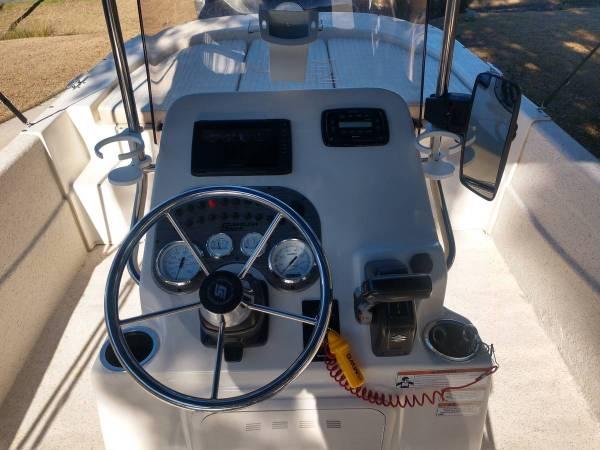 Photo 2018 Carolina Skiff DLV 218 boat - $19,000 (Windsor Mill MD)