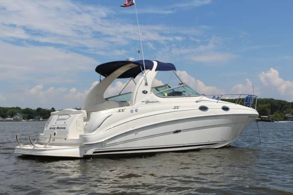 Photo 280 Searay Sundancer - $34,900 (Middleriver)