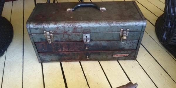 Photo 2 DRAWER Craftsman tool box. - $10 (JOPPA)
