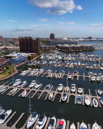 Photo 4539 BOAT SLIP FOR RENT ANCHORAGE MARINA IN CANTON - $55 (Baltimore)