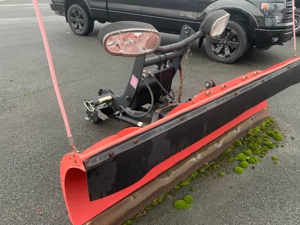 Photo Boss Snowplow snow Plow - $3,000 (Havre de grace MD)
