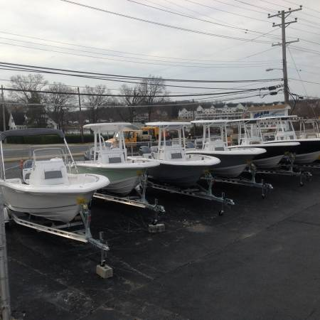 Photo Brand New 2020 Tidewater Center Console Boats at MM (MM Boat Sales and Service)