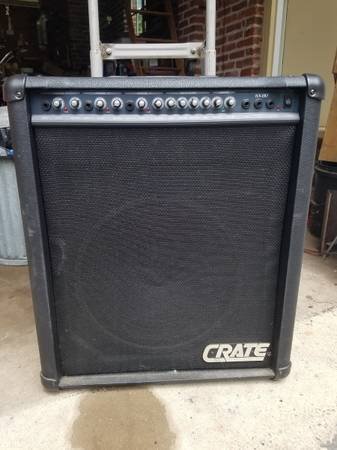 Photo CRATE KX-80 lifierspeaker - $60 (Baltimore (Guilford))