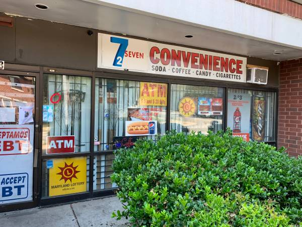 Photo Convenience store for sale - $40,000 (Baltimore)