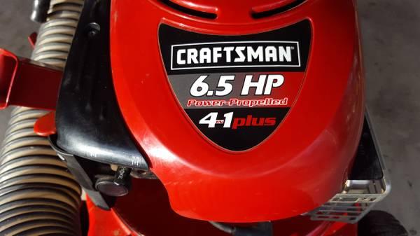Photo Craftsman 4-1 chipper, shredder, vacum - $250 (Jarrettsville)