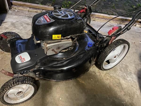 Photo Craftsman EZ Walk 22quot Lawn Mower - $200 (Owings Mills)
