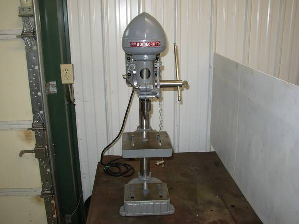 Photo Delta Rockwell Homecraft Bench Top Drill Press - $325 (Woodbine)