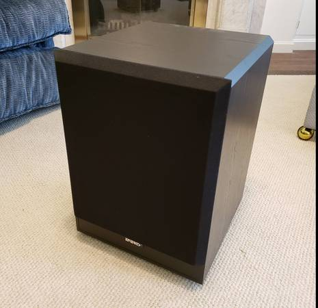 Photo Energy EPS-12 Powered Subwoofer with 150Wt Discrete MOSFET Amplifier - $100 (Pikesville)