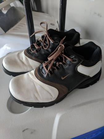Photo Golf Shoes - Men39s Nike Size 9 - $25 (Howard County, MD)