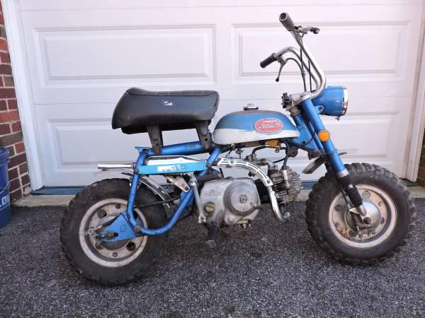Photo Honda Z50 - $1200 (Towson)