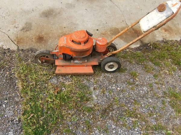 Photo Jacobsen 10quot Trimmer mower, Graveyard Mower - $100 (White Marsh)