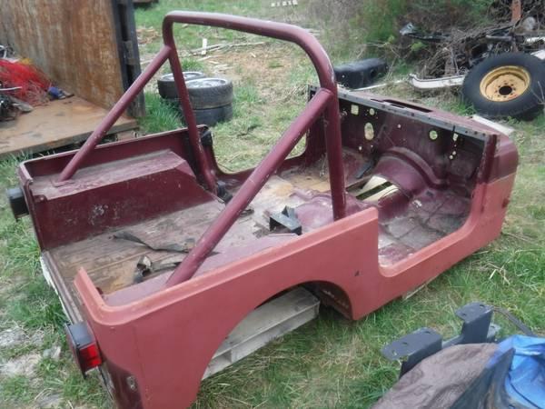 Photo Jeep Cj5 Cj7 Cj8 Wrangler YJ TJ XJ FSJ Parts - $1 (Red Lion PA)