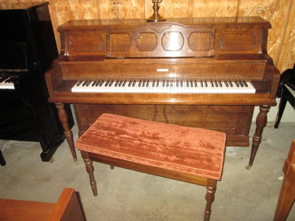 Photo KINCAID UPRIGHT PIANO - $995 (Forest Hill)