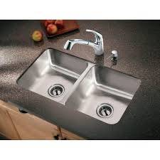 Photo Moen 22257 31.25quot x 18quot Double Basin Stainless Steel Kitchen Sink NEW - $80 (Joppatowne md 21085)