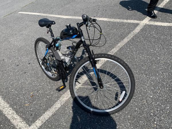 Motorized Bicycle - 66cc 2 Stroke Engine - $400 (Baltimore)