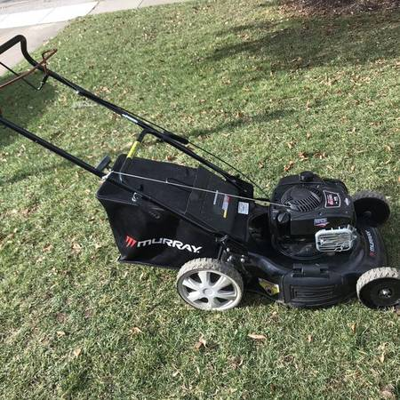 Photo Murray 6.25 HP Lawn Mower with Bagger. Self Propelled - $150 (Columbia)