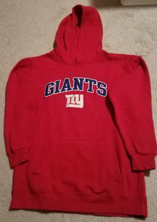 Photo NY Giants Kids Jersey  Sweatshirt - $20 (Towson)