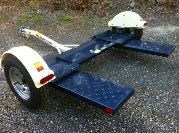Photo New 2020 MASTER TOW DOLLY trailer RV hauler motorhome SALE PRICE - $999 (Manheim Pa)