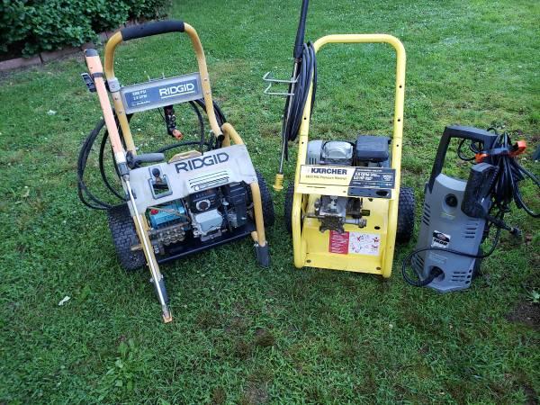 Photo Power Washers, Subaru, Honda, $200 Line $450 OBO - $450 (Belair)