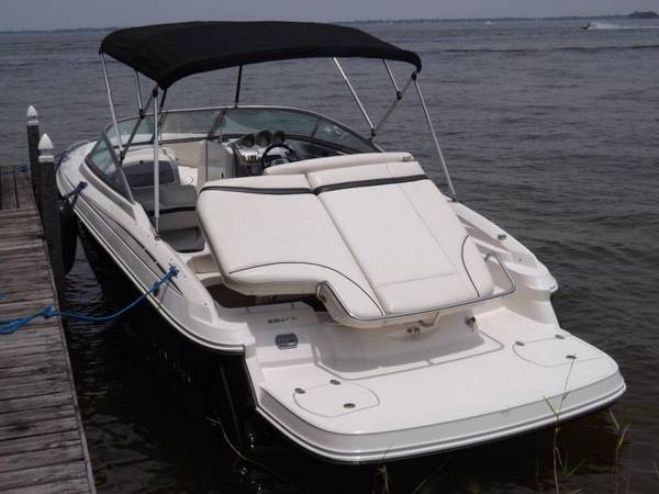 Photo Ready 2007 Monterey Boats 234 FS - $15,800 (Sparrows Point)