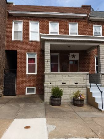 Photo Room for Rent in Fed Hill (Riverside) Rowhouse (Baltimore)