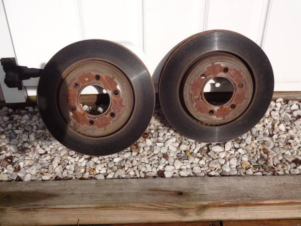 Photo Rotors for 2018 Ford F-150 - $25 (Forest Hill)