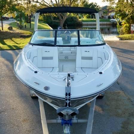 Photo Sea Ray 310 SLX chaparral COBALT formula BOWRIDER BOAT - $29300