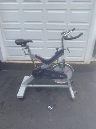 Photo Star trac V bike spin bike cycling - $220 (Glenwood)