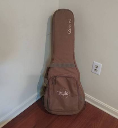 Photo Taylor GS Mini hard gig bag - $40 (Baltimore)