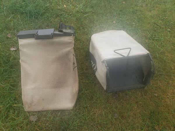 Photo Toro Walk Behind Mower Bags - $30 (Catonsville)
