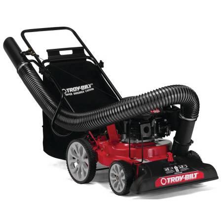 Photo Troy-Bilt Wood Chipper-Shredder-Vacuum 159cc Engine, 2-Bu. Capacity - $340 (Westminster)