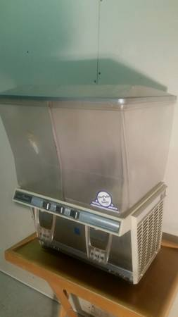 Photo Twin Jet Spray Beverage Dispenser - $50 (Bel Air)
