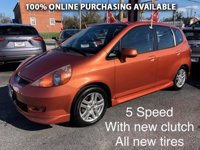 Photo Used 2007 Honda Fit Sport for sale