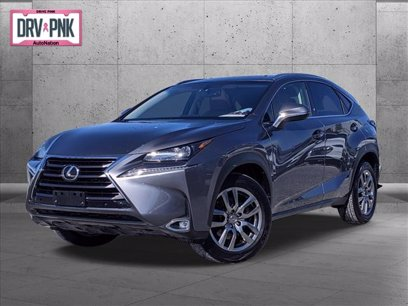 Photo Used 2015 Lexus NX 200t AWD w Premium Package for sale