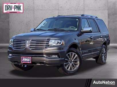Photo Used 2015 Lincoln Navigator 4WD for sale