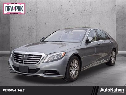 Photo Used 2015 Mercedes-Benz S 550 4MATIC Sedan for sale