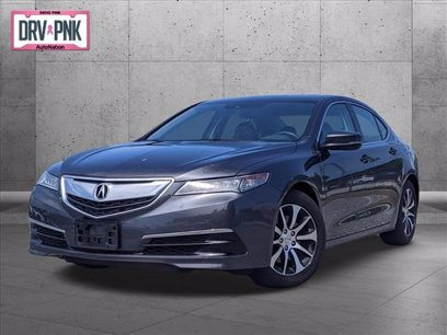 Photo Used 2016 Acura TLX w Technology Package for sale