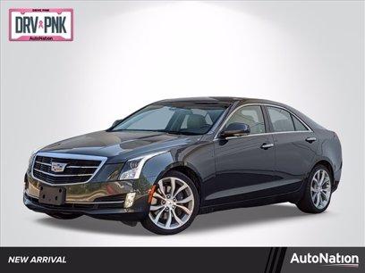 Photo Used 2016 Cadillac ATS 2.0T Performance AWD Sedan for sale