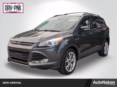 Photo Used 2016 Ford Escape 4WD Titanium for sale