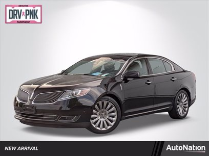 Photo Used 2016 Lincoln MKS  for sale