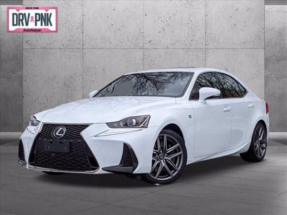 Photo Used 2017 Lexus IS 300 AWD for sale
