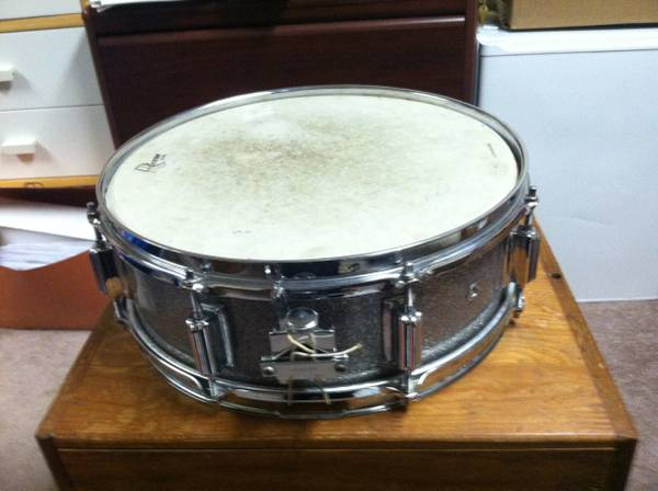 Photo Vintage Rogers Snare Drum - $350 (Abingdon)