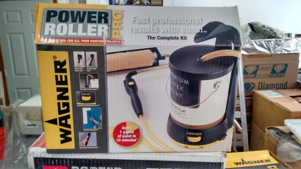 Photo Wagner Power Roller Pro 990 - $15 (Sykesville)