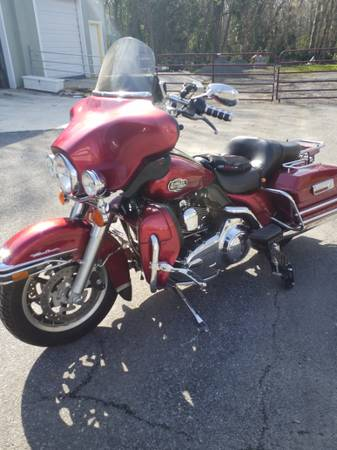 Photo for sale 2008 harley ultra classic - $8,000 (sparrows point)