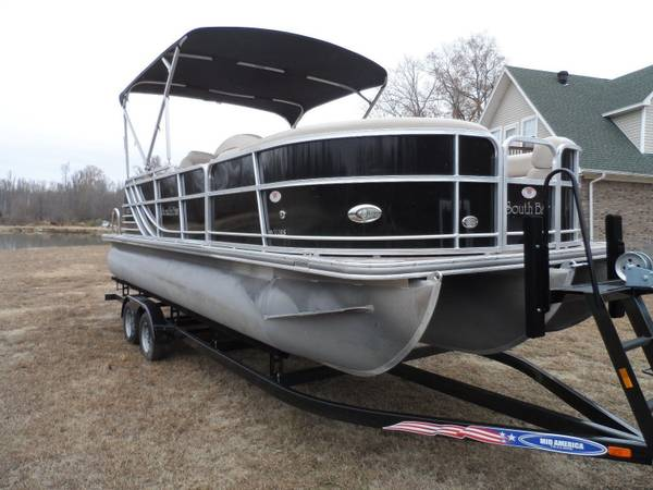 Photo pontoon boat for sale 2014 South Bay 522RS - $16900